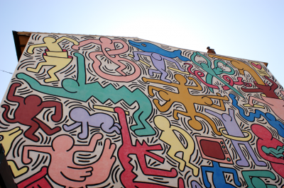 Keith Haring Pisa